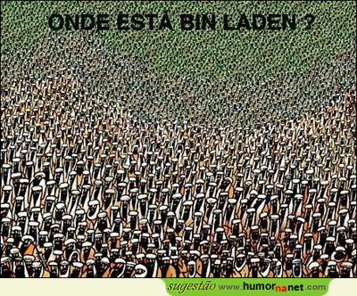 EUA farão novas tentativas para capturar Bin Laden